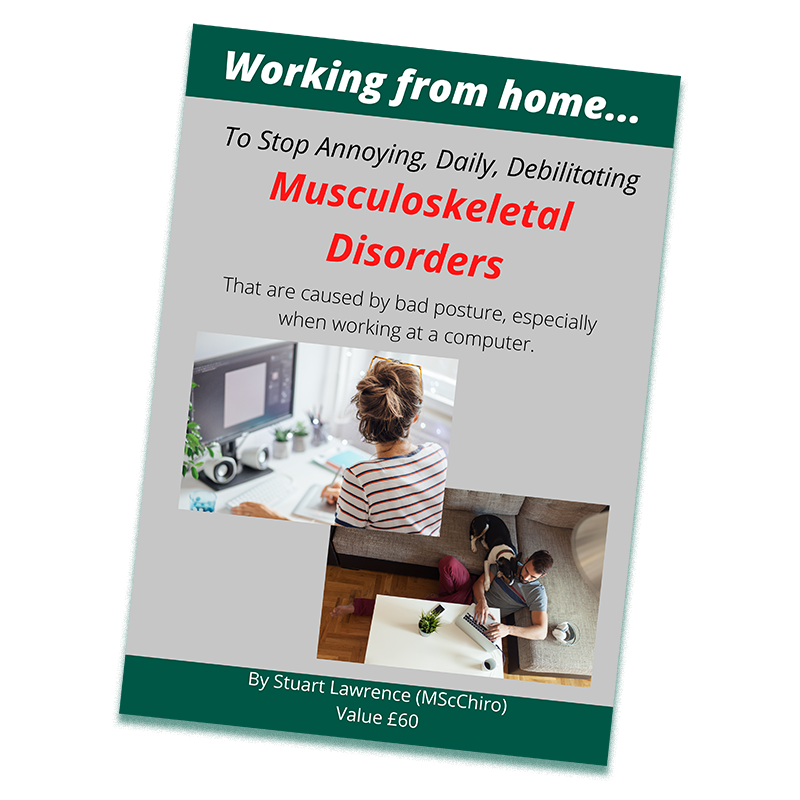 Working From Home Guidebook cover